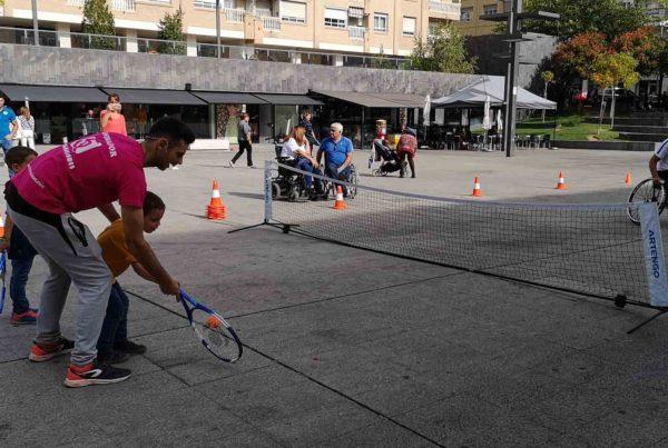 deporte inclusivo 5Q